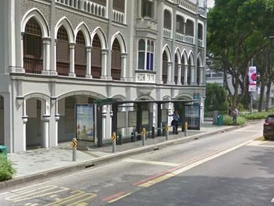 Victoria St (Opposite NLB)