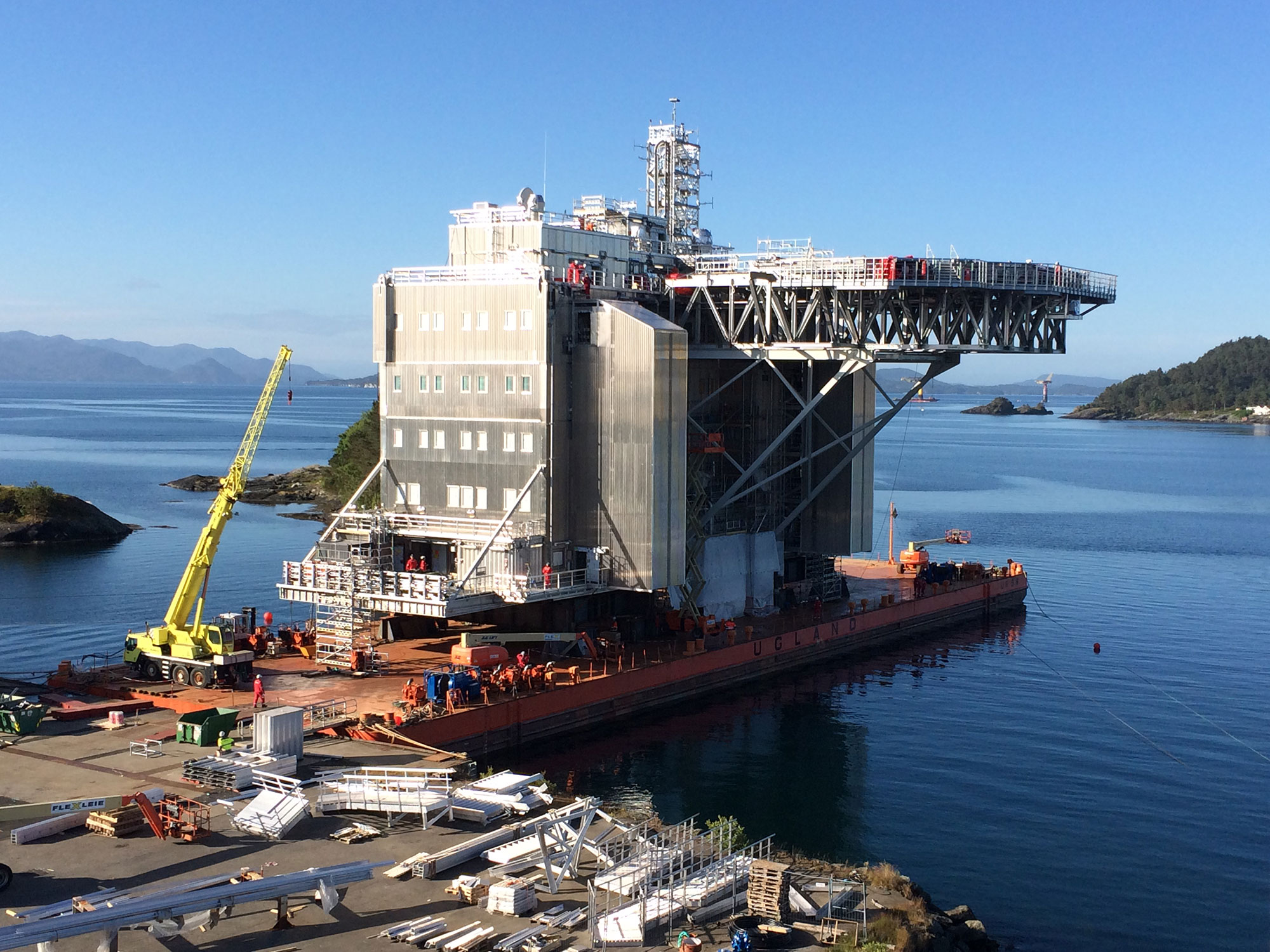 Aluminium Offshore Reaffirms Strong NCS Position
