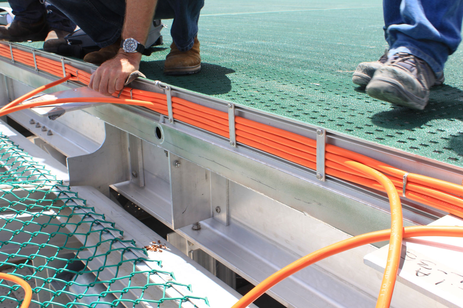 Elevated And Rooftop Helipads And Heliports Aluminium