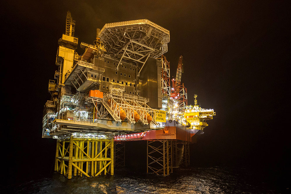 Aluminium Offshore Delivers Gina Krog Helideck
