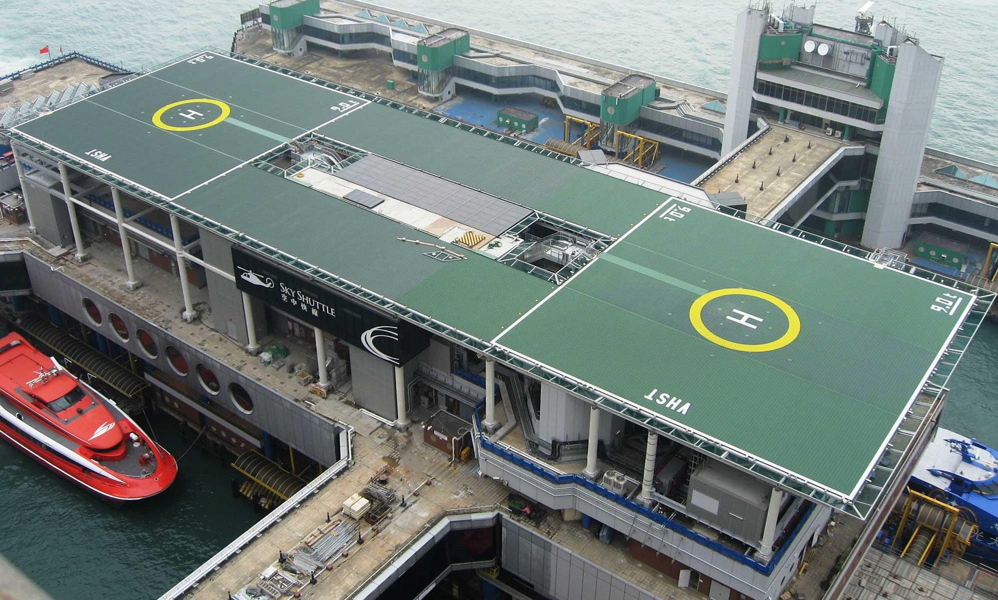 HK-MFT-astech-safety-helipad--world's-largest-helipad-110m-x-34m-with-dual-heliports