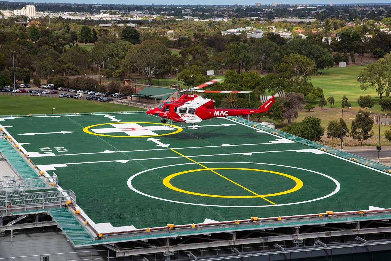 helipad_helicopter_testing
