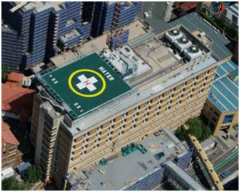 Enhanced Safety Helideck For Brisbane Hospital