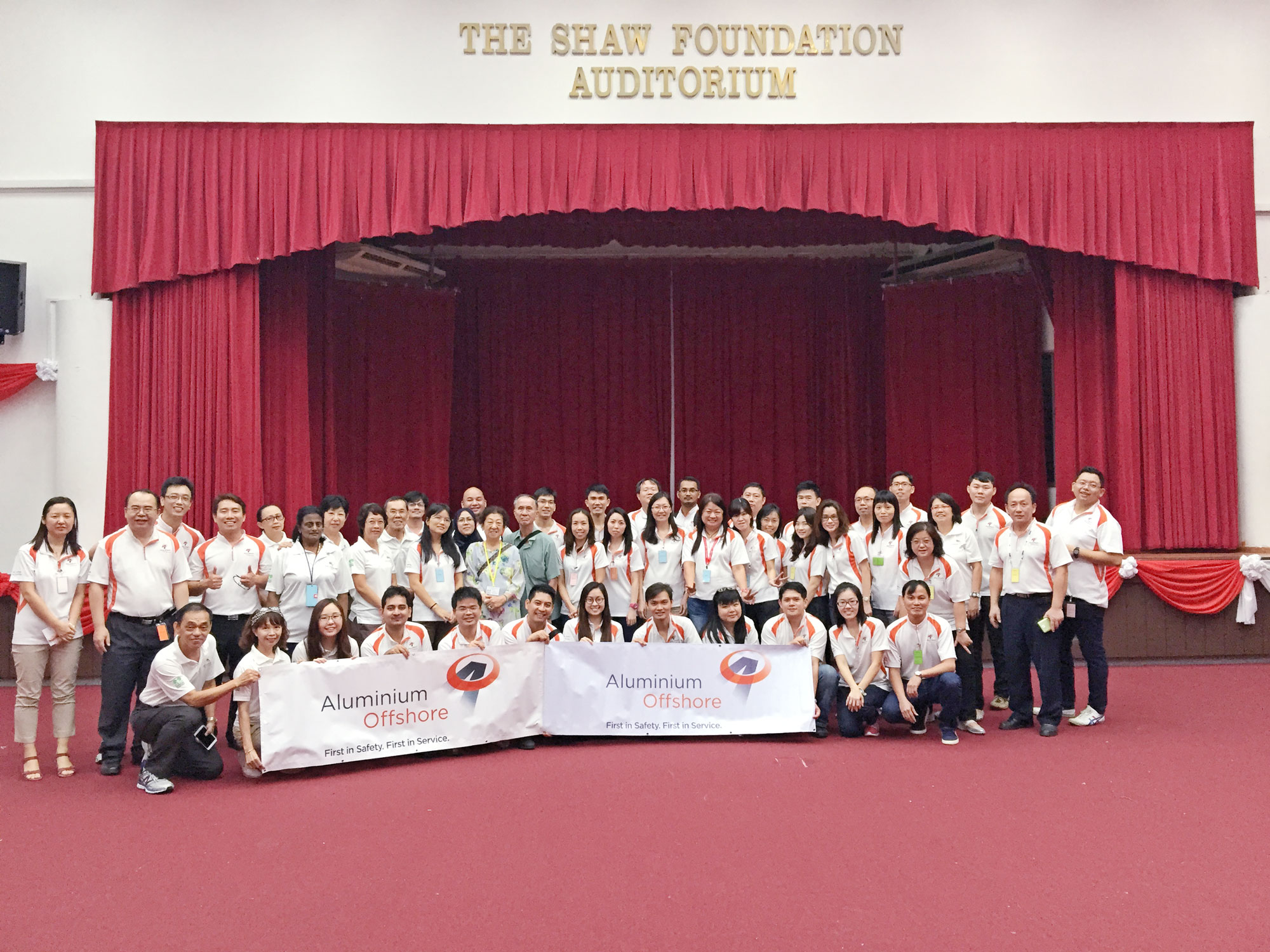 Aluminium Offshore CSR Programme – Enriching Lives Of Seniors