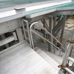 Aluminium Alloy Access Platforms Are Maintenance Free And Lightweight.